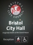 Bristol City Hall – with added redtrousers