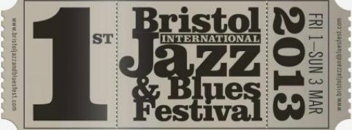 Bristol Jazz Festival 2013 ticket