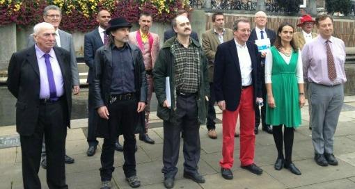 Bristol mayor candidates