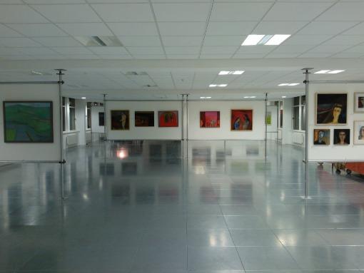 Elizabeth Hunter exhibition - College House, Bristol