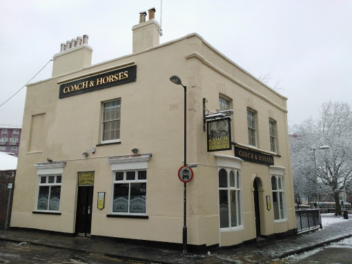 The Coach and Horses, Old Market