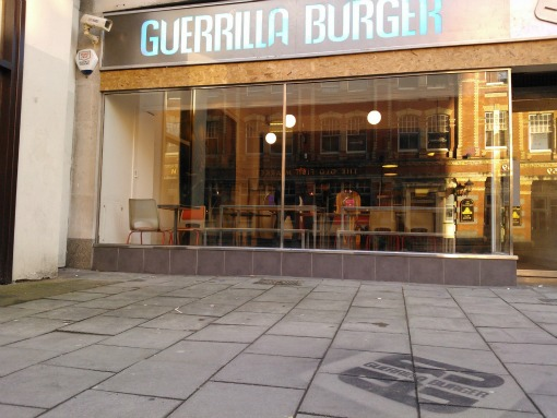 Guerrilla Burger