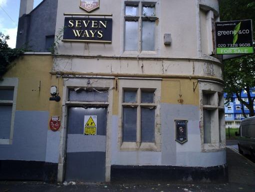 Seven Ways - August 2010