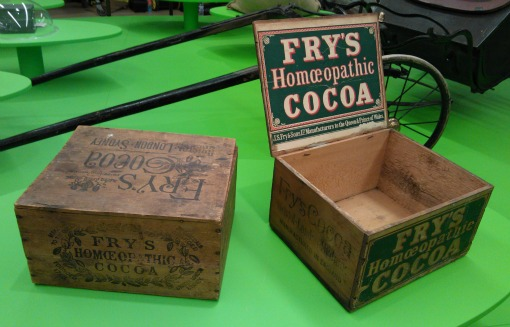 Fry's Homeopathic Cocoa