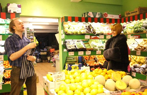 Mary Portas in Bedminster