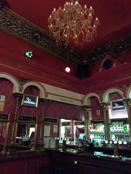 Palace Hotel inside