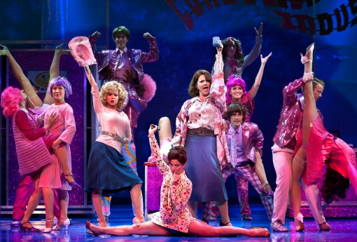 9 to 5 The Musical cast