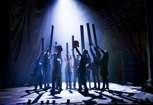 A Midsummer Night's Dream at Bristol Old Vic - photo by Simon Annand