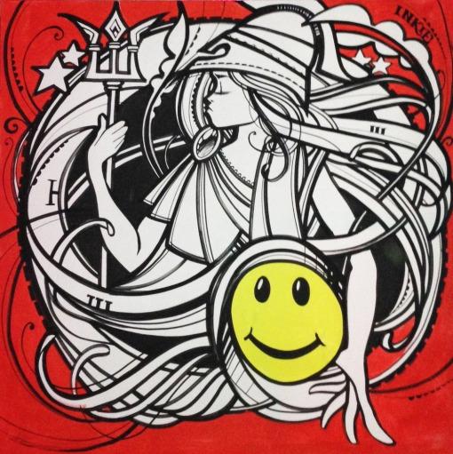Inkie - Smile Britannia
