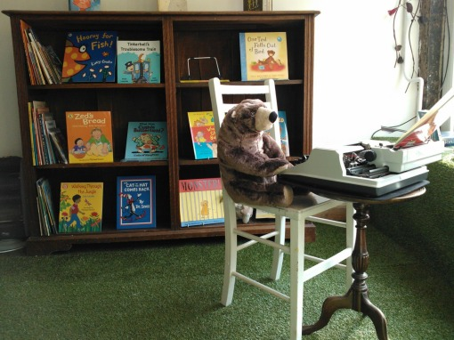 Benjamin's Children's Books bear