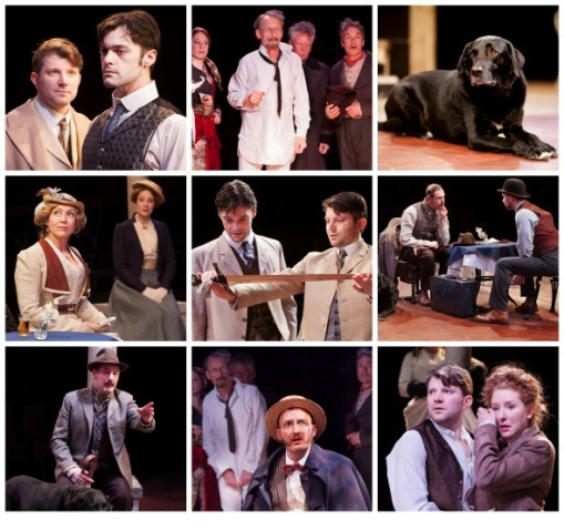 Two Gentlemen of Verona - Shakespeare at the Tobacco Factory